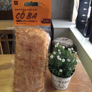 Bánh tráng mắm ruốc Cô ba - Loại lớn